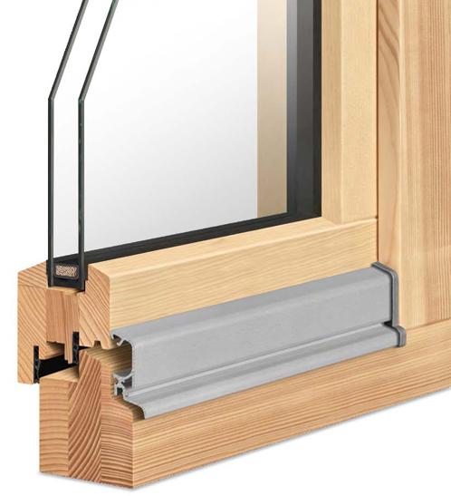 Holzfenster josef for Alu holzfenster